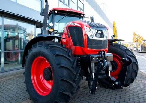 The Zetor Crystal should be a big draw at the show