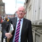 Pushed for maintenance: Minister Charlie Flanagan