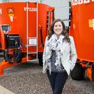 Abbey Machinery managing director Clodagh Cavanagh. Photo: Liam Burke/PRESS 22