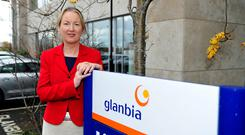 Siobhán Talbot, group managing director of Glanbia Plc. Picture: Aidan Crawley/Bloomberg