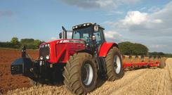 Proper plough set up leads to better crop yields and less fuel consumption.