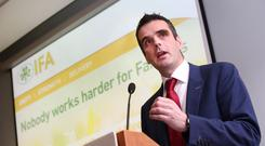 Joe Healy says Brazil is failing to meet food safety standards