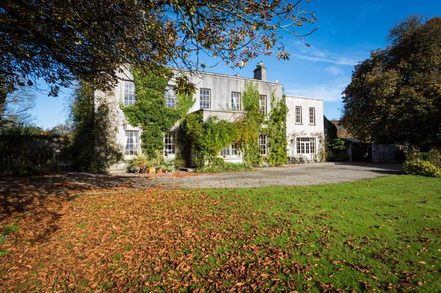 Phepotstown House is located close to Kilcock and 35ac from Dublin