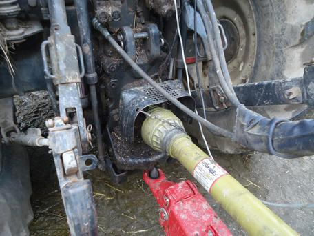 500 tractors may be inspected in this new safety campaign blitz