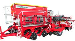 The Wave Disc will be available on Pottinger's Terrasem seed drills and will also be compatible for models with direct fertilisation.