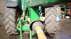 Watch out for wear in the knuckles of universal joints. As always, make sure your PTO covers and holding chains are in place. Heavy knocks to the mower can crack the drawbar so check its structure regularly.