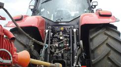 A Judge has ordered the return of two tractors which Gardaí had seized in Ballymote to a County Fermanagh agricultural contractor.