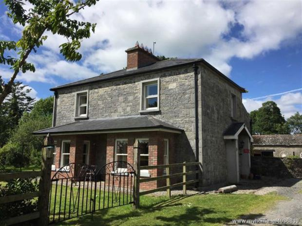 3d2e9ca86b In Tipp top shape  Renovated rectory hits the market in south ...