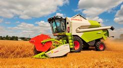 Combines face a busy and testing time