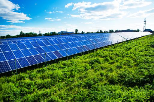 Solar farms: caution has been advised