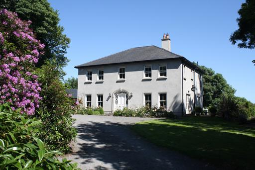 The residence and land is located at Kilskyre, 3kms from Kells