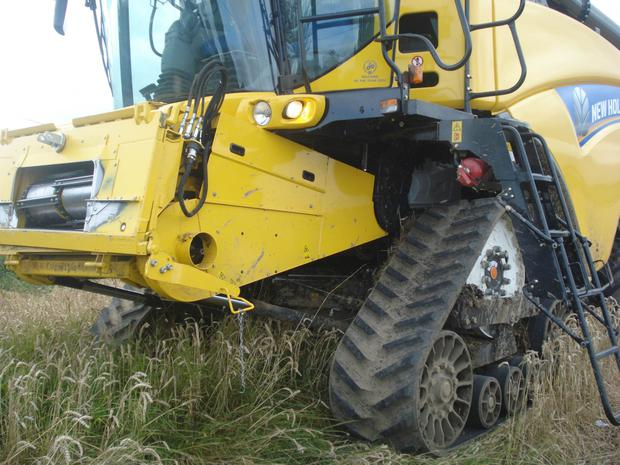 Tracks are extremely effective but typically cost from €40,000 upwards