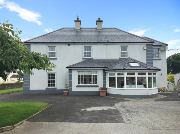 The property is located 10km from Kells and is guided at €650,000