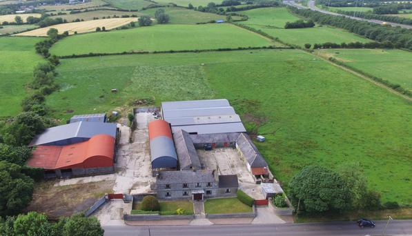 The 77ac holding on the outskirts of Dundalk sold for €1.34m