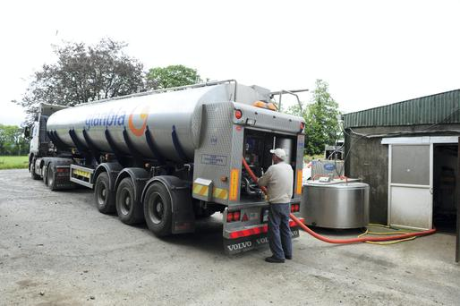 Glanbia Ireland has a 2.4 billion litre milk pool from 4,800 suppliers