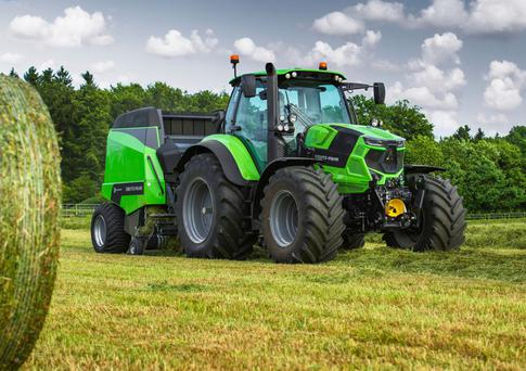 Deutz-Fahr: A new tractor rolls off the line every 15 minutes