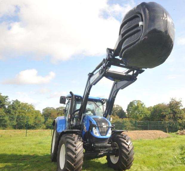 The new Quicke Q Series loaders will be priced from €6,000 to €10,500 plus Vat for the loader boom, depending on the model.