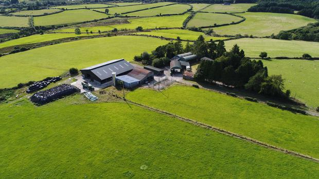 The 114ac holding is divided into two lots located near Roundwood in north-east Wicklow