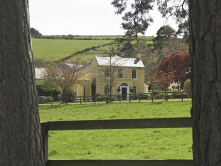 Property developer Luke Colmer paid €2.35m for Ballinteskin Stud near Enniskerry, Co Wicklow