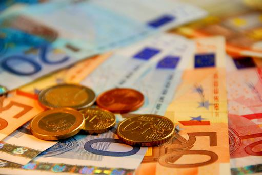 The Future Growth Loan Scheme which it hopes will be in operation in early 2019 makes up to €300m of loans available with a term of 8-10 years. (stock photo)