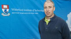 Dr Tony Woodcock, Programme Leader for the BSc in Agriculture, Waterford Institute of Technology