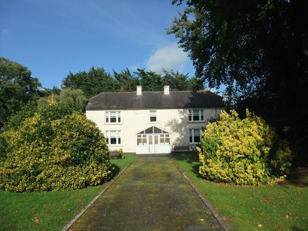 This farmhouse and 21ac at Lisronagh in south Tipperary sold for €525,000 at auction