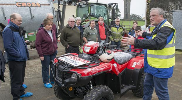 Your Health, Your Safety, Your Choice - Farm Safety Week gets under way