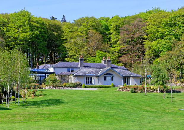Lake Park on 100ac in Roundwood, Co Wicklow sold for €3.5m