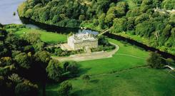 The flagship deal of the year was the €10m paid for Westport House which stands on 455ac