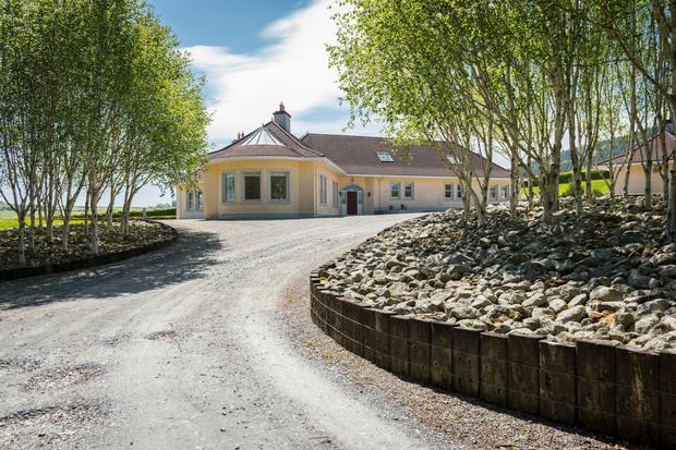 Longfield House on 77ac in Wicklow sold for €1.3m