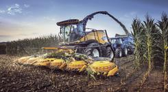 New Holland's powerful new FR920