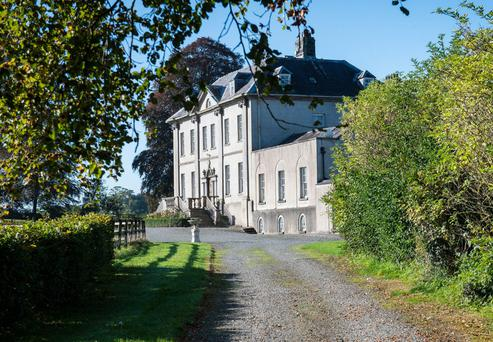 The property is located in Castletown 13km from Kells. Images: Savills.