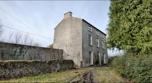 Woodbrook House located close to Shinrone on the Offaly/Tipperary border