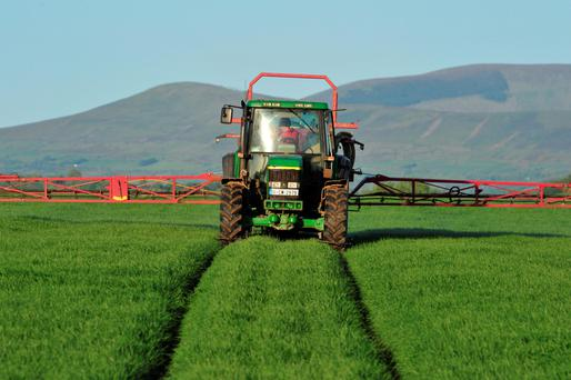 Make sure you have last year's pesticide records finalised