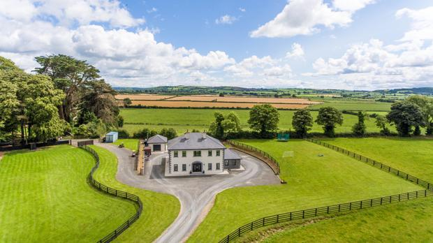 The 22ac residential farm near Cashel includes shedding for 120 cattle
