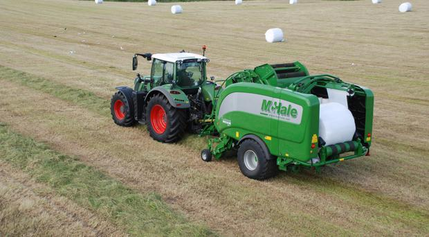 Fine-tuning the Fusion - the six key service points on the popular McHale Fusion baler wrapper