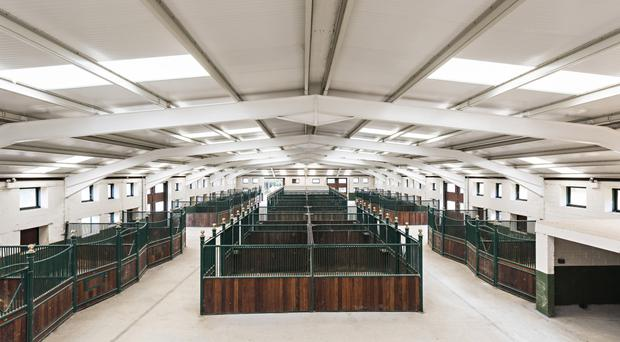 Striking equestrian farm on the market in Wicklow cost 'millions' to put in place