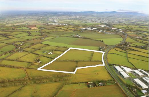 Hope, value and hedge funds were in evidence recently when two solicitors bought two parcels of land adjoining the industrial parklands of Naas in Co Kildare. A 58ac portion made over €15,000/ac while a 48.75ac portion made a staggering €1.175m or €24,000/ac.