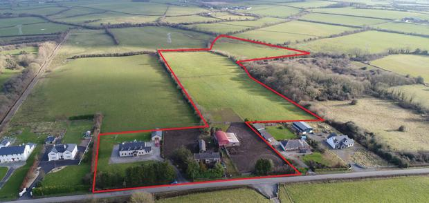 The 15.3ac farm at Derry, Rathcabbin, north Tipperary