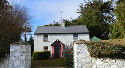 The farmhouse on 6.1ac at Bonagrew Little, Brittas, Co Wicklow sold for €340,000 under the hammer.