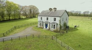 Cloonrane House is located near Finlough Lake close to Strokestown