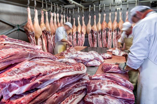 Meat processors are looking to Brazil and the Ukraine to fill an estimated 2,000 vacancies in the sector