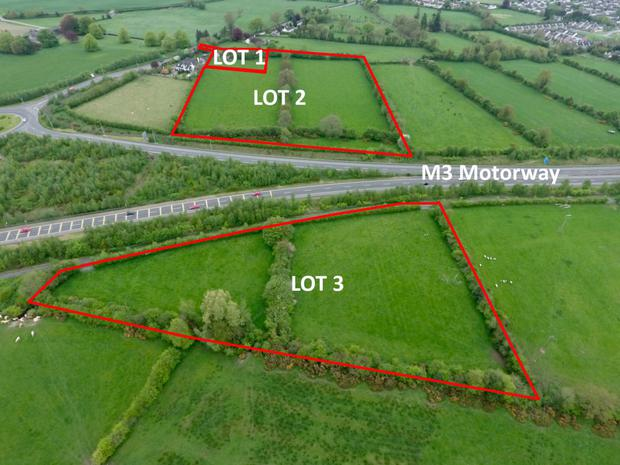An 11ac parcel of ground located near Kells was guided at €200,000 and sold for €350,000