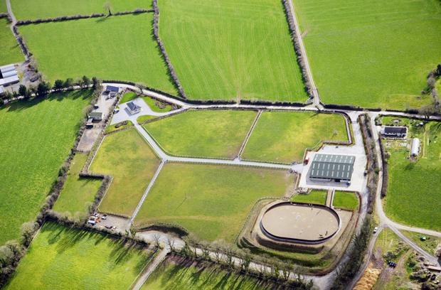 The 83ac equestrian holding at Ballyhoulihan is guided at €850,000