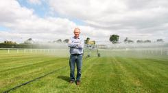 Limerick-based PJ Dore is reporting big demand from dairy farmers for irrigation systems