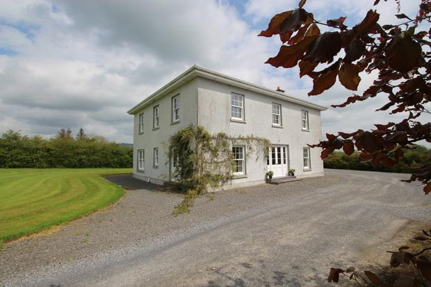 A 19th-century residence on 89ac at Johnstown, Co Westmeath was bought at auction by a local dairy farmer for €715,000