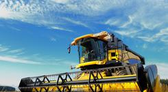The unusually high temperatures have increased the risk of machinery fires