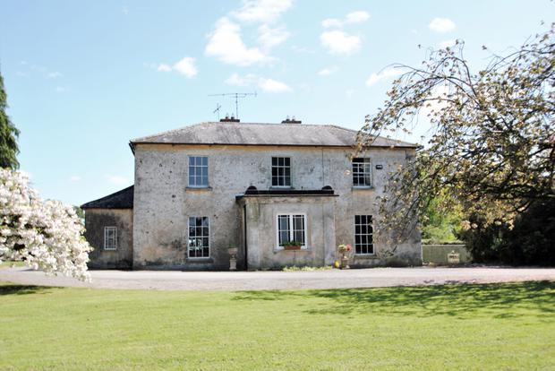 Lowlands House is located near Roscrea and stands on 44ac of pastureland