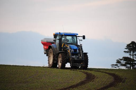 The deadline for the application of organic manures will be extended from mid-October to the end of October. Stock Image