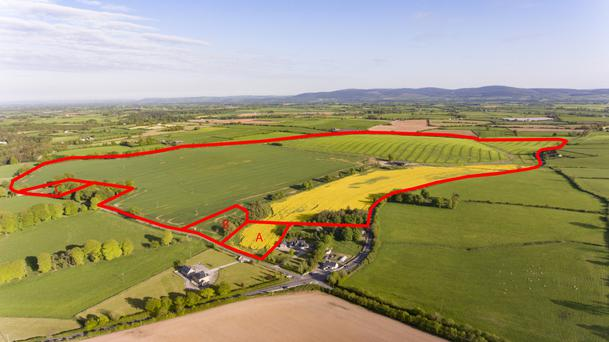 The 204 holding is located near Castletownroche and once supplied beet to Mallow sugar factory